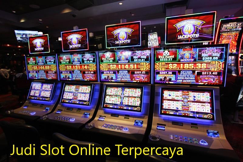 Judi Slot Online Mesin Jackpot Terbaru Dan Terbesar